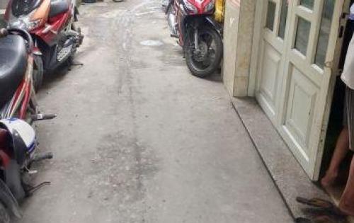 Bán nhà 1 lầu gác gỗ hẻm 205 Huỳnh Tấn Phát quận 7.