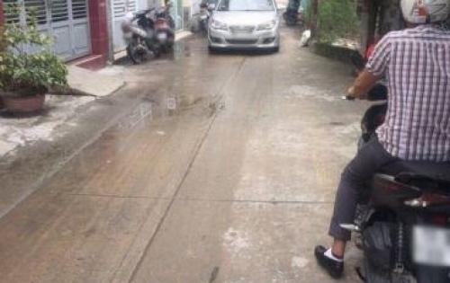 Bán nhà 2 lầu 1 lững đẹp hẻm xe hơi 719 Trần Xuân Soạn quận 7.