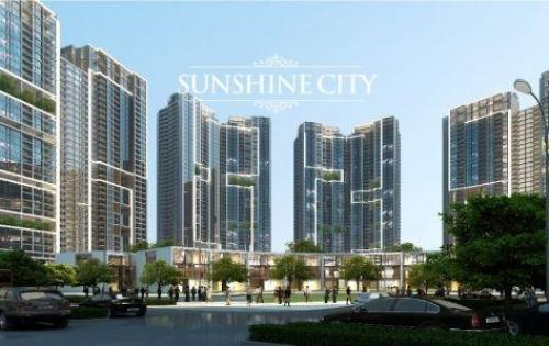HOT HOT!!! Mở bán đợt đầu giá đầu tư dự án Sunshine City Quận 7.