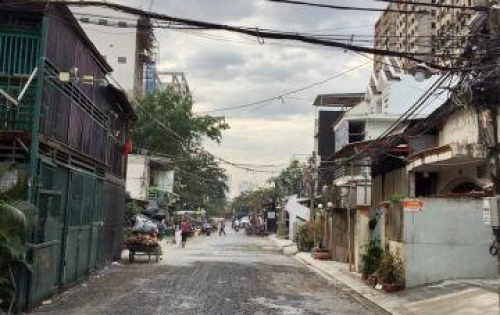 Bán nhà cấp 4 hẻm xe hơi 1333 Huỳnh Tấn Phát P. Phú Thuận Quận 7. Giá 10 tỷ
