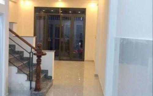 Bán nhà 1 lầu hẻm 88 đường 17 Phường Tân Thuận Tây Quận 7