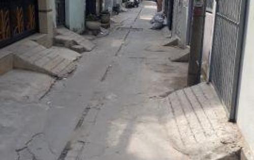Cần bán nhà hẻm 30 Lăm Văn Bền, phường Tân Kiểng, quận 7
