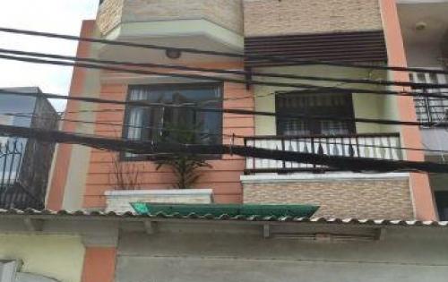 Bán nhà 2 lầu hẻm xe hơi 793 khu Biệt thự Kiều Đàm Phường Tân Hưng Quận 7