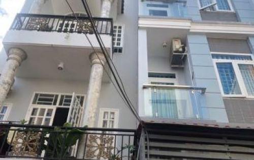 Bán nhà hẻm xe hơi 803 Huỳnh Tấn Phát, phường Phú Thuận, quận 7. Giá: 5 tỷ