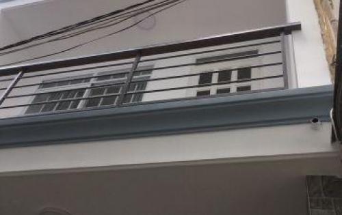 Bán nhà 2 lầu đúc hẻm 257 Nguyễn Thị Thập, Phường Tân Phú, Quận 7