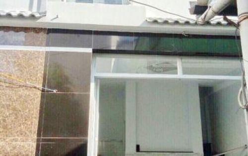 Bán nhà 1 lầu đẹp mới 100% sổ hồng chung hẻm 1027 Huỳnh Tấn Phát quận 7.