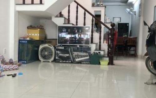 Bán nhà 1 lầu mới đẹp hẻm xe hơi 861 Trần Xuân Soạn quận 7.