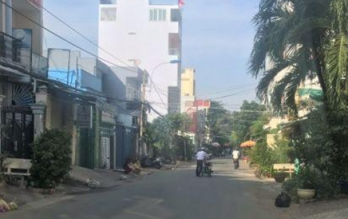 Cần bán nhà mặt tiền đường số 53, phường Tân Quy, quận 7