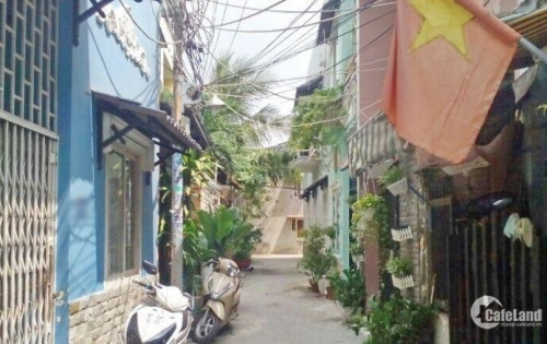Bán căn nhà trọ cũ Hẻm 160 Nguyễn Văn Quỳ Phú Thuận Quận 7