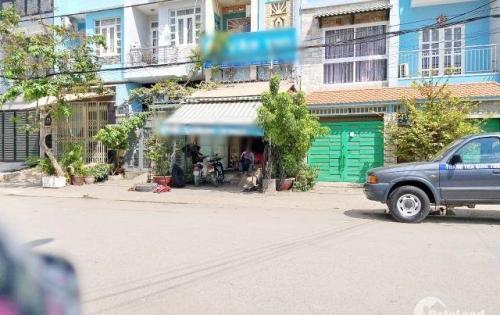 Bán nhà 2 góc mặt tiền đường Võ Liêm Sơn Phường 4 Quận 8