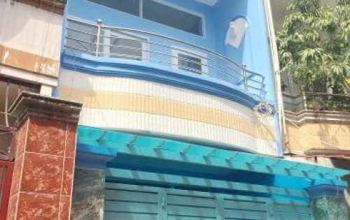 Bán nhà 1 lầu mặt tiền hẻm xe hơi 311 đường Dương Bá Trạc Phường 1 Quận 8