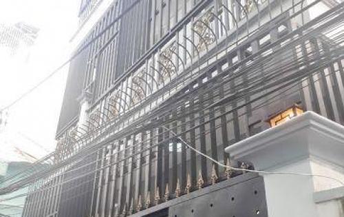 Bán nhà mới 2 lầu hẻm 637 đường Phạm Thế Hiển Phường