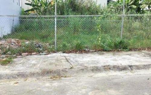 Bán lô đất trống góc mặt tiền đường KDC Phú Lợi Phường 7 Quận 8