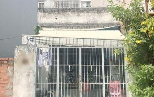 Bán nhà cấp 4 mặt tiền đường Trần Thị Ngôi Phường 4 Quận 8