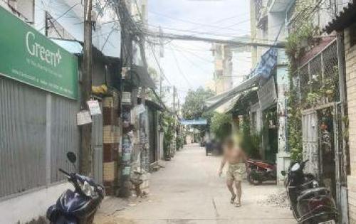 Bán nhà cấp 4 hẻm 219 đường Tạ Quang Bửu Phường 3 Quận 8