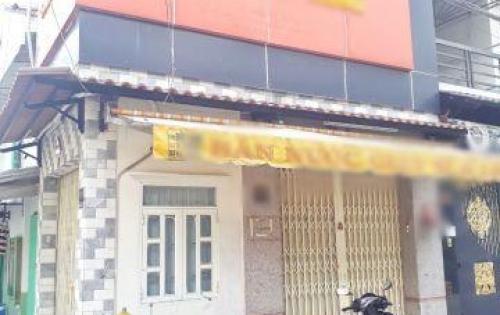 Bán nhà 1 lầu 2 mặt tiền đường nội bộ 8m Hưng Phú Phường 9 Quận 8