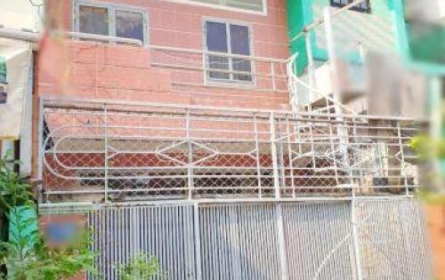 Bán nhà 1 lầu Quận 8 mặt tiền đường Hồ Thành Biên Phường 5