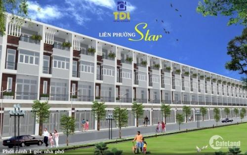 Nhà 3 lầu thiết kế hiện đại nằm ngay MT Liên Phường, kế Lucasta Khang Điền, giá 2.65 tỷ