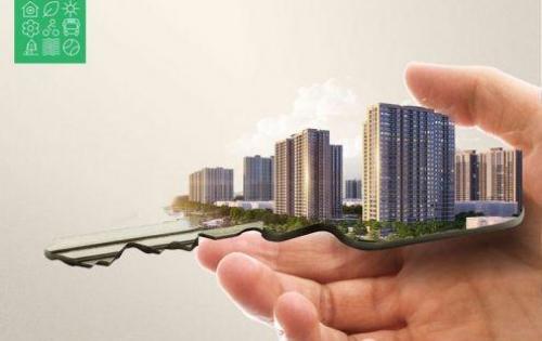 Khi Mua nhà còn dễ hơn thuê nhà - Chỉ từ 200 triệu sở hữu Căn hộ Cao cấp  Vincity Q9 - LH 0901868915