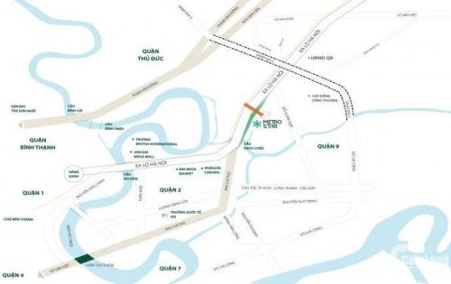 Căn hộ Metrostar-Singapore, chất lượng sống tuyện đỉnh, vị trí vàng... LH 0923450179
