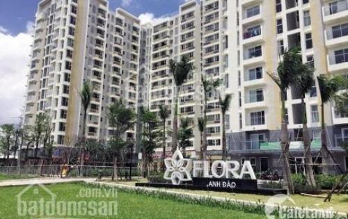 Bán căn hộ Flora Anh Đào, DT 67m2, 2PN, 2WC, giá 1 tỷ 750