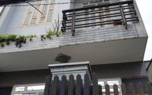 Nhà đẹp sàn 135m2, MT chợ p.Tân Phú, thông thoáng