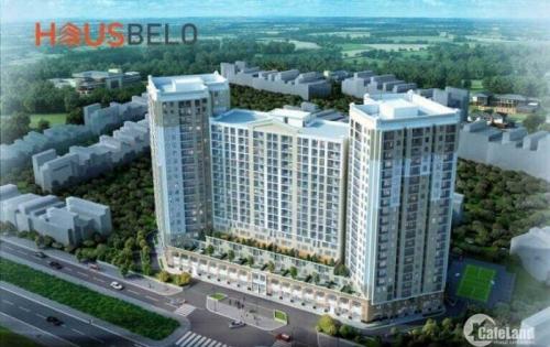 Căn hộ Hausbelo quận 9 dự án mới phong cách châu âu của cđt EZ Land Lh 0938677909