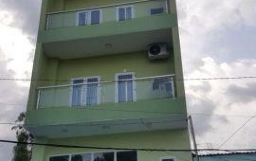 Nhà 4 tấm + 20 phòng trọ, MT Tân Hòa 2, Hiệp Phú, Quận 9( 10,5 tỷ/150m2 )
