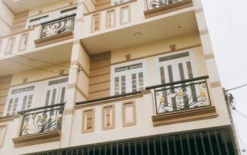 Nhà đúc 3 tấm, MT đường Hương lộ 2, có SH