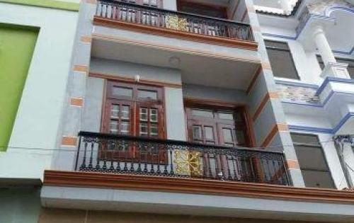 Nhà 3,5 tấm, 4x13m hẻm thông 7m 919 Hương Lộ 2
