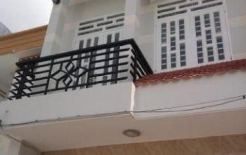Bán nhà hẻm nhựa 8m thông 1 sẹc Lê Văn Quới,1 lầu đúc,4.6x15m,gần Ngã 4 Bốn Xã, 3tỷ