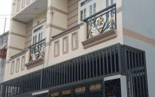 Bán nhà 1t2l đường Hương lộ 2, Bình Trị Đông A, Bình Tân.