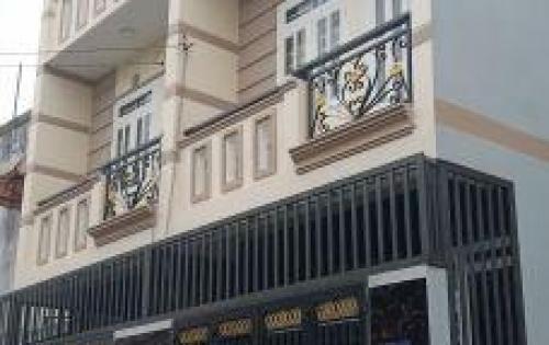Nhà mới đón tết 1 trệt 2 lầu sân thượng, hương lộ 2, Bình Tân