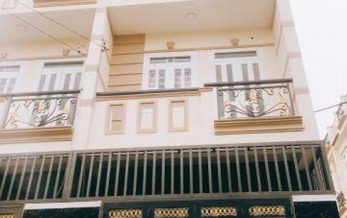 Nhà MT đường Hương lộ 2, đúc 3 tấm có SH