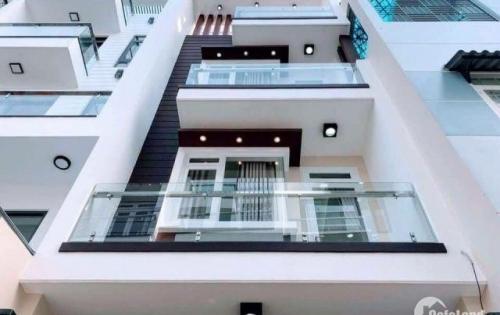 Nhà mới MT KD,shcc,1t2l sân thượng,Q-Bình Tân quốc lộ 1a 200m