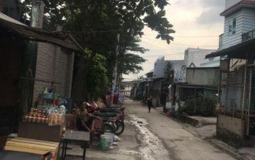 Cân bán nhà mới xây gần chợ Mỹ Nga đường Tây Lân Q.Bình Tân