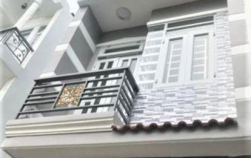 bán gấp nhà mặt tiền 2 lầu 4 PN đường số 6 Bình Tân giá 1.84 tỷ