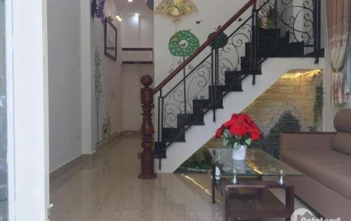 Bán nhà  mới ở ngay gần Phạm Văn Đồng  Gò Vấp giá 3,8 tỷ