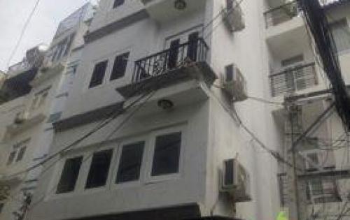 Nhà Hẻm 5m Phan Xích Long,Phú Nhuận,DT: 5x10m, 4 lầu, DT: 170m2