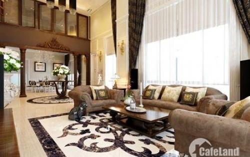 Gia đình cần bán gấp nhà MT Trần Huy Liệu – Nguyễn Trọng Tuyển, DT: 6m, nở hậu 10, CN: 219m2, giá 37 Tỷ