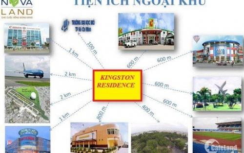 Bán cắt lỗ 2 căn hộ Officetel Kingston Residence, giá chỉ 2.3 tỷ/căn
