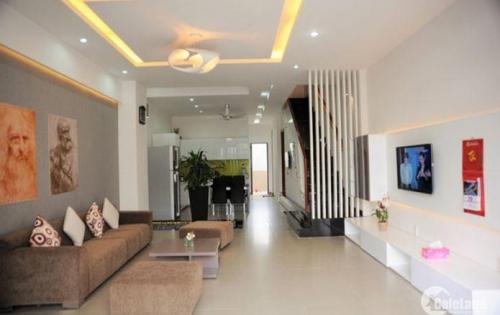 Cần bán gấp nhà hẻm xe hơi 7 chổ đường Phan Xích Long, Q. Phú Nhuận,  4.3x14m.giá 8.5 tỷ