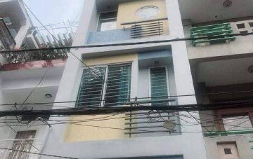 Nhà cực vip HXH  Phan Đình Phùng,Phú Nhuận giá 5.8 tỷ