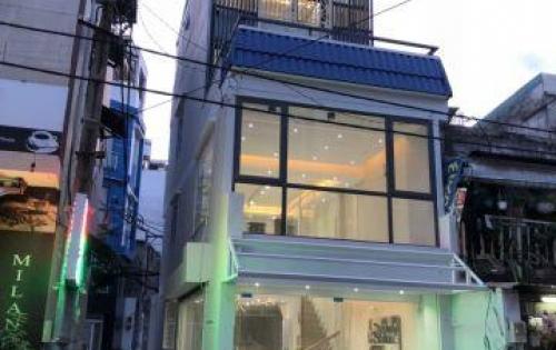 Bán nhà 2 MT Thích Quảng Đức, Phú Nhuận. DT 4x14m. 4 Lầu. Giá: 11,5 tỷ