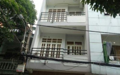 Nhà HXH Phan Đăng Lưu, P.1, Phú Nhuận, DT: 4.5x20m, Xây 3 lầu, Giá 10.8 tỷ TL