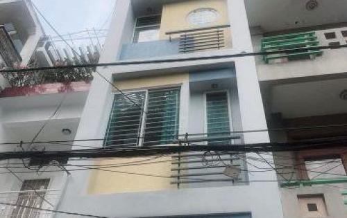 Bán nhà HXH, 5 tầng, đường Phan Đình Phùng, Quận Phú Nhuận.