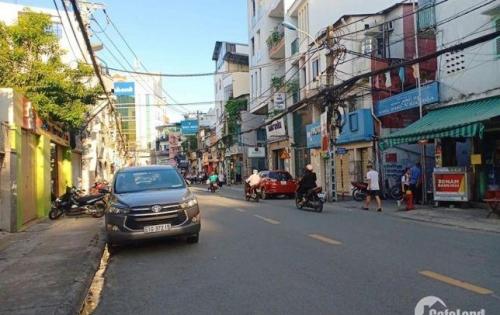 Mặt Tiền Hiếm Phú Nhuận, Huỳnh Văn Bánh, 130m, 5T, 24.5 Tỷ.