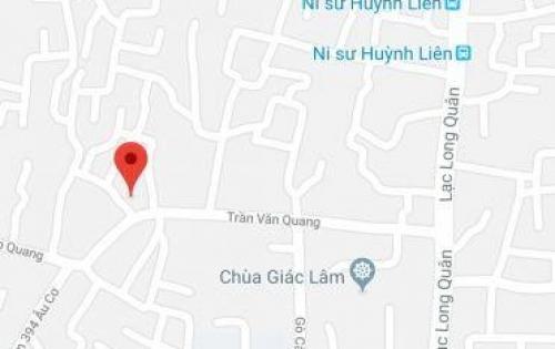 Bán nhà 43m2, Trần Văn Quang, P.10, Q. Tân Bình. 3 tầng, 4 PN ở được gđ 6 người, giá chỉ 3,5 tỷ TL. Gọi ngay: 0906320089.