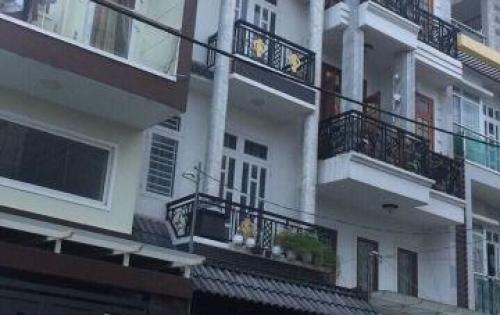 Bán Nhà 72/ Huỳnh Văn Nghệ Phường 15 Q.Tân Bình 4X15 3 Lầu 6.1 tỷ TL