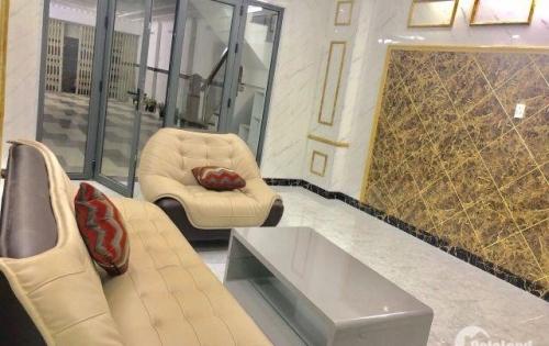 Bán nhà đẹp, gần Lữ Gia, Tân Bình, hẻm 4m, 4PN, giá chỉ 4.51 tỷ